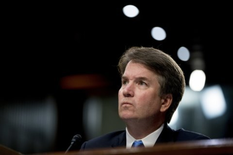 Supreme Court cites security in change to Kavanaugh ceremony