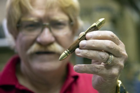 Artisan writes tale of success with handmade pen business