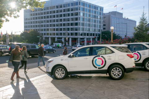 Peugeot owner chooses DC for Free2Move car sharing launch