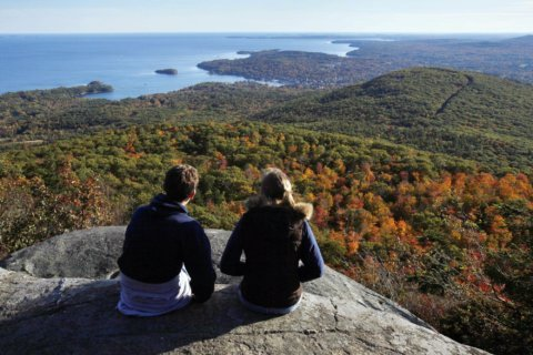 Hike, drive or ride to New England summits for foliage
