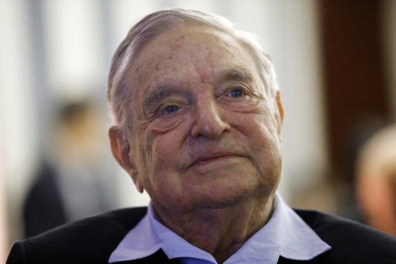 Explosive device found at home of billionaire George Soros