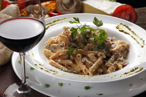 Wine of the Week: What pairs with pasta dishes