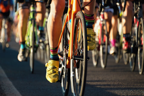 Local ride brings awareness to disabilities in college, corporate world