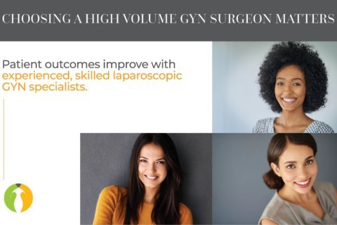 How many laparoscopic hysterectomies has your surgeon performed?