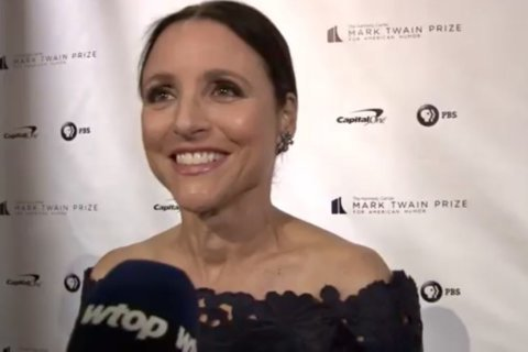 PHOTOS: Julia Louis-Dreyfus receives Mark Twain Prize