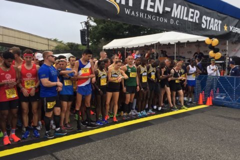 Thousands turn out for Army Ten-Miler