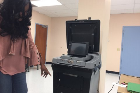 Montgomery Co. inspecting hundreds of voting machines before election