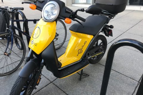 Mopeds to join DC dockless craze