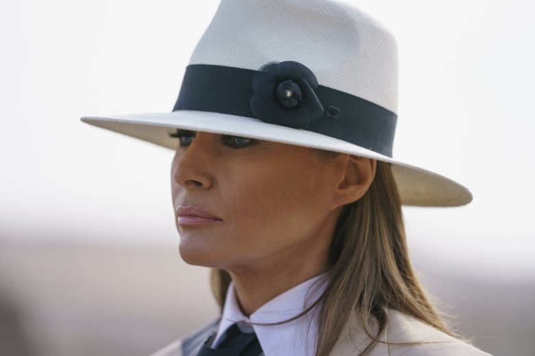 Melania Trump On Me Too: We Should Support Men, 'Not Just Women'