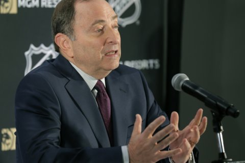 NHL embraces more betting, joins with 3rd gambling operator