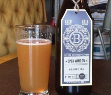 Beer of the Week ('Best-of' Edition): Bluejacket Open Window Double IPA