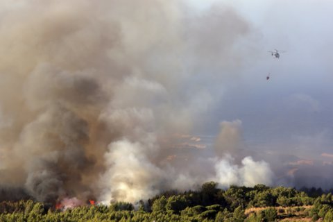 Portugal cites success against wildfires: No deaths in 2018