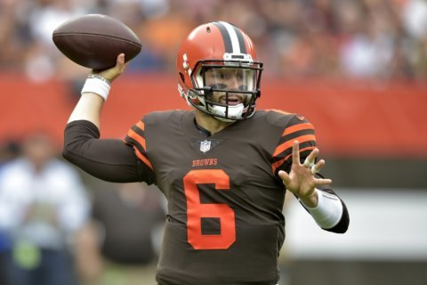 3's a charm: Browns edge Ravens 12-9 in overtime on late FG