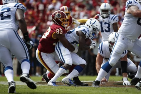 Redskins' investment in 'Alabama Wall' paying off