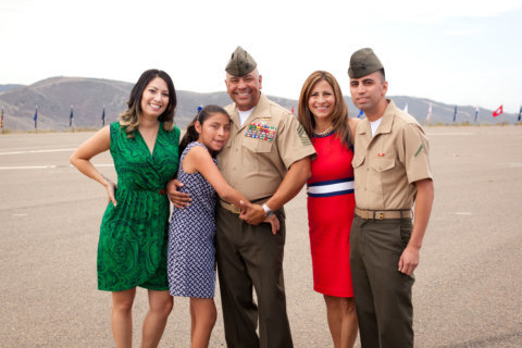 For California woman, Marine Corps Marathon will be like running with family