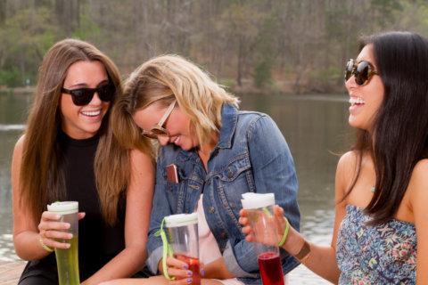 DC native, U of Richmond student invents anti-binge drinking tumbler