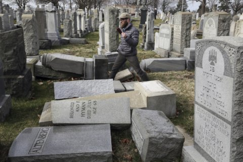Anti-Semitic incidents were on the rise even before shooting