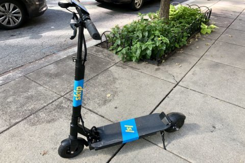 Dockless scooter, bike pilot program coming to Loudoun Co. — but only a small part