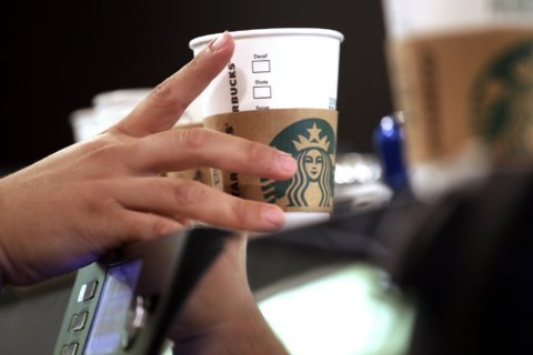 First sign language Starbucks opens in DC