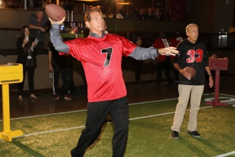 Theismann talks NFL's roughing the passer rules, young QBs