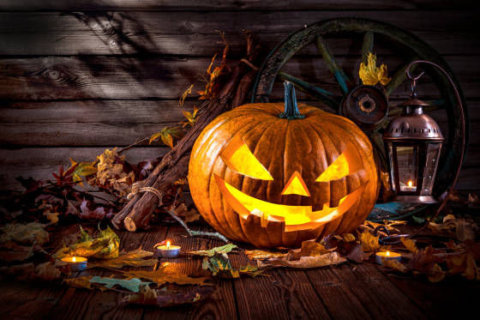 Taking the fright out of Halloween for young children