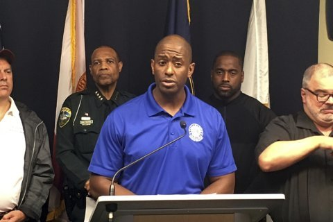 Michael offers exposure, and risk, to Gillum in gov's race