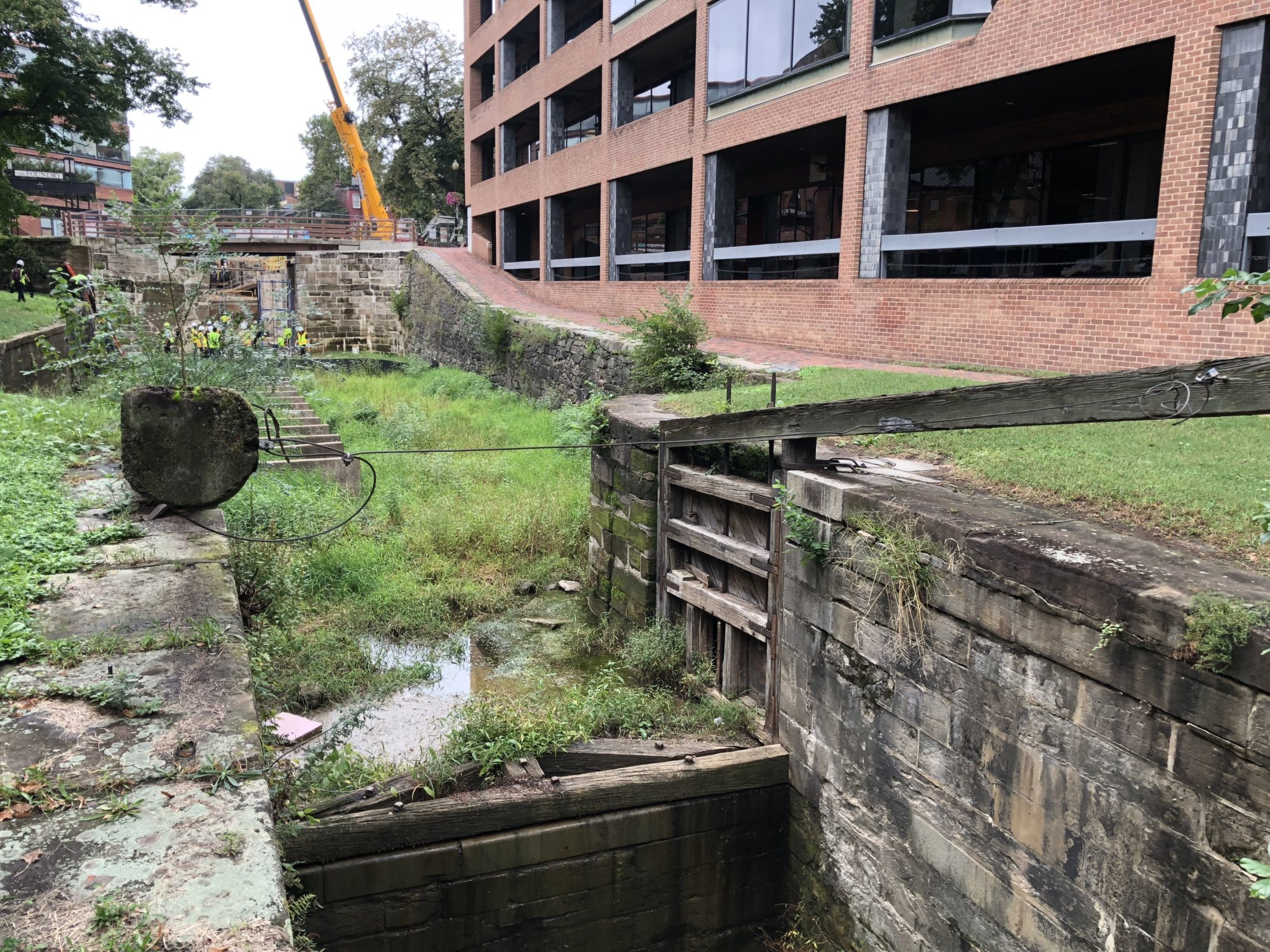 National Park Service wants your feedback on Georgetown Canal plan