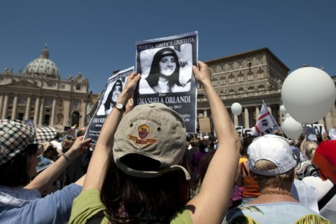 Tombs to be opened in Vatican City in 1983 missing teen case