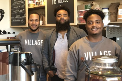 Brewing coffee and ideas: New shop serves as hub for local entrepreneurs