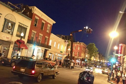 Anywhere but Washington: Why DC stories rarely film in DC