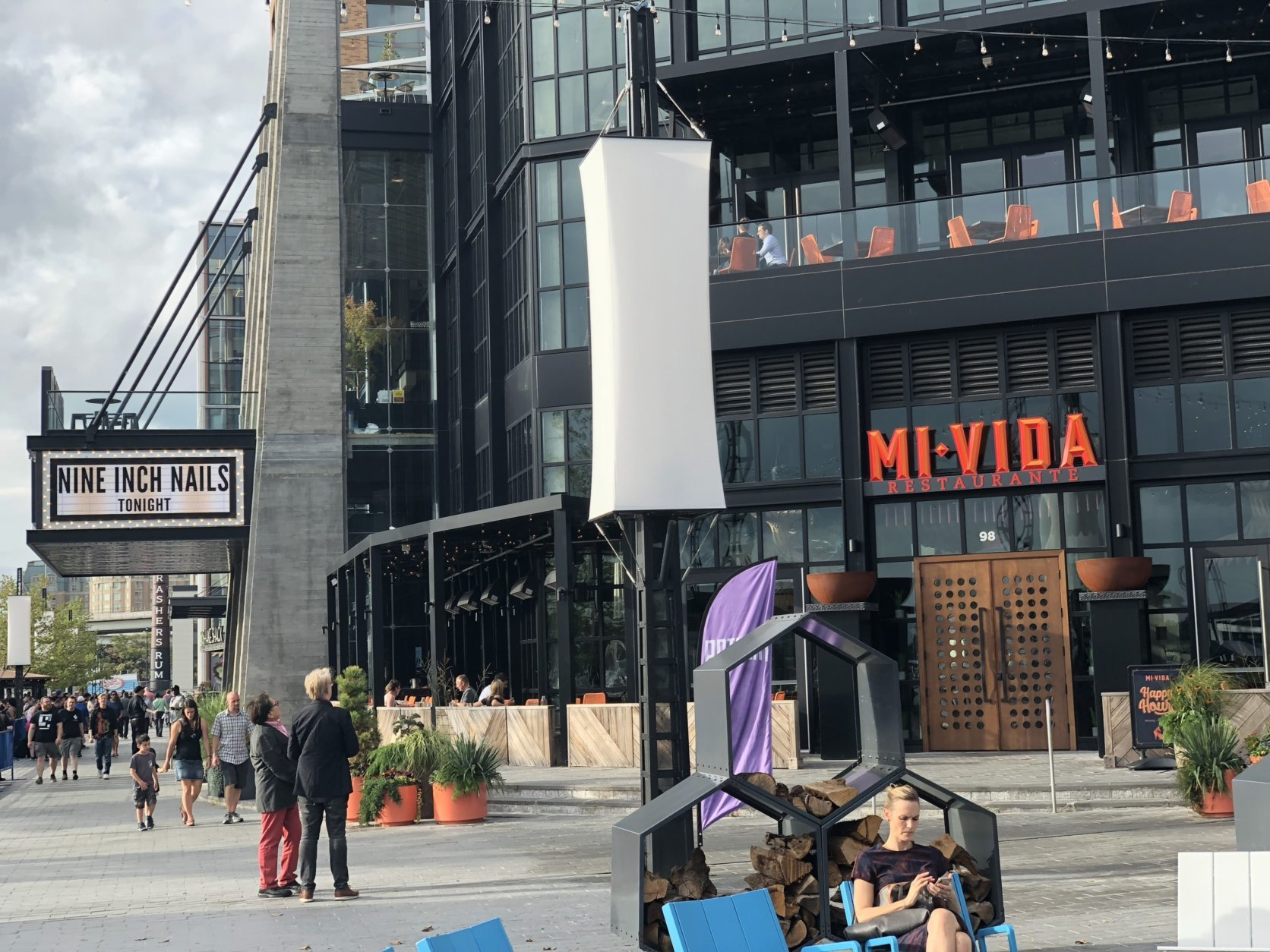 New Restaurants Retail Still Opening As Dc S Wharf