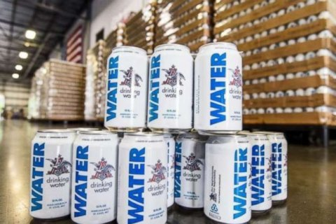 Anheuser-Busch sending 300,000 cans of drinking water to areas ravaged by Hurricane Michael