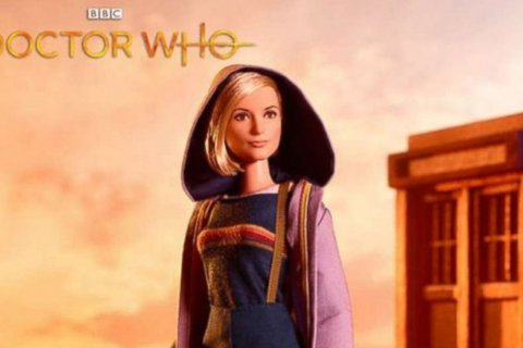 Doctor Who gets her own Barbie doll inspired by first woman to play the iconic character