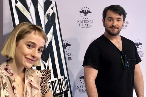 Q&A: 'Beetlejuice: The Musical' makes world premiere at National Theatre