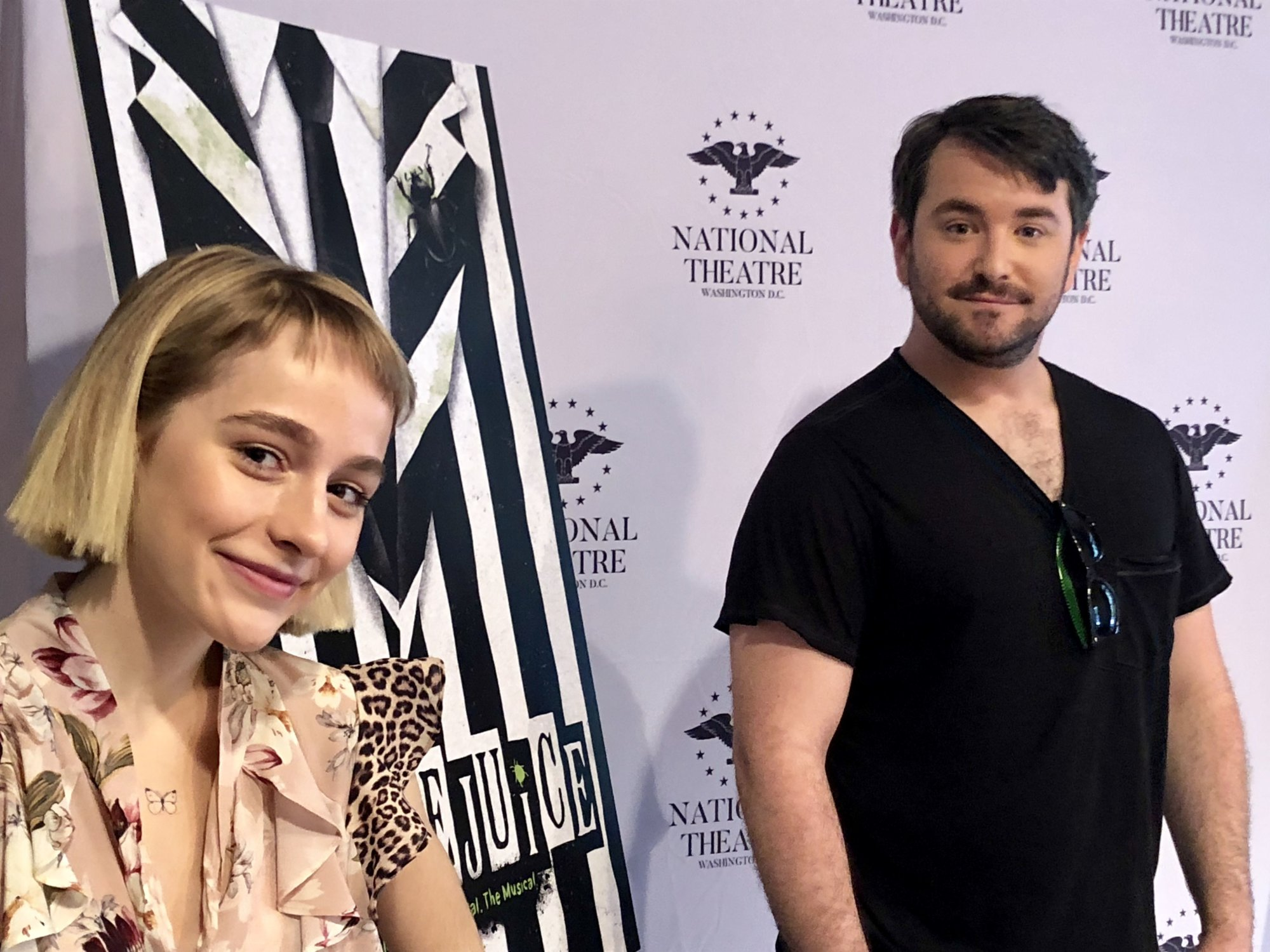 Q&A: 'Beetlejuice: The Musical' makes world premiere at