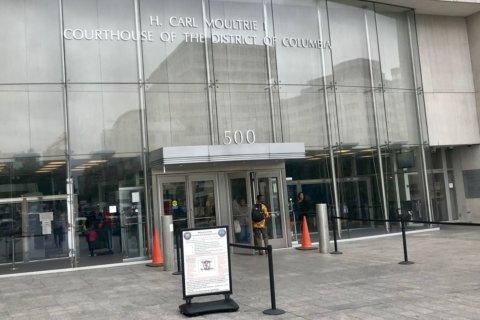 Man suspected of fatally stabbing DC runner granted hearing postponement