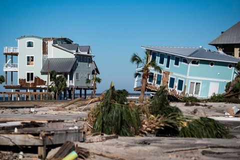 Mexico Beach home survives Hurricane Michael virtually untouched: 'We intended to build it to survive'