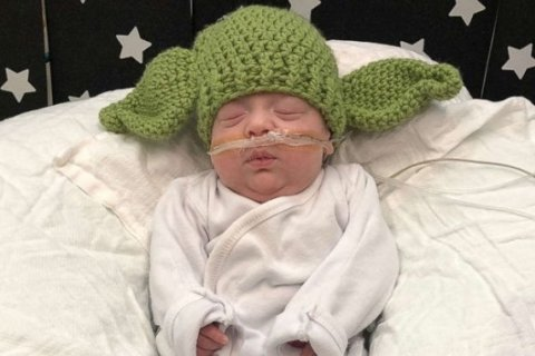 Babies in NICU celebrate first Halloween with costume contest