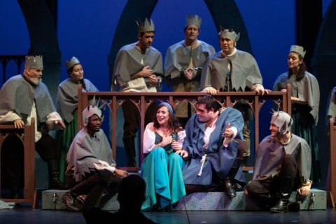 Q&A: Deaf actor stars as Quasimodo in Arlington's 'Hunchback of Notre Dame'