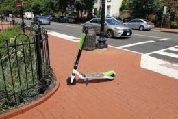 As many as 6,000 dockless vehicles-including electric scooters and motorized bikes-could be available to D.C. users in 2019. (Courtesy Mike Licht- Flickr)