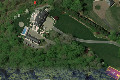 Redskins owner Snyder is selling his Md. mansion near the Potomac River