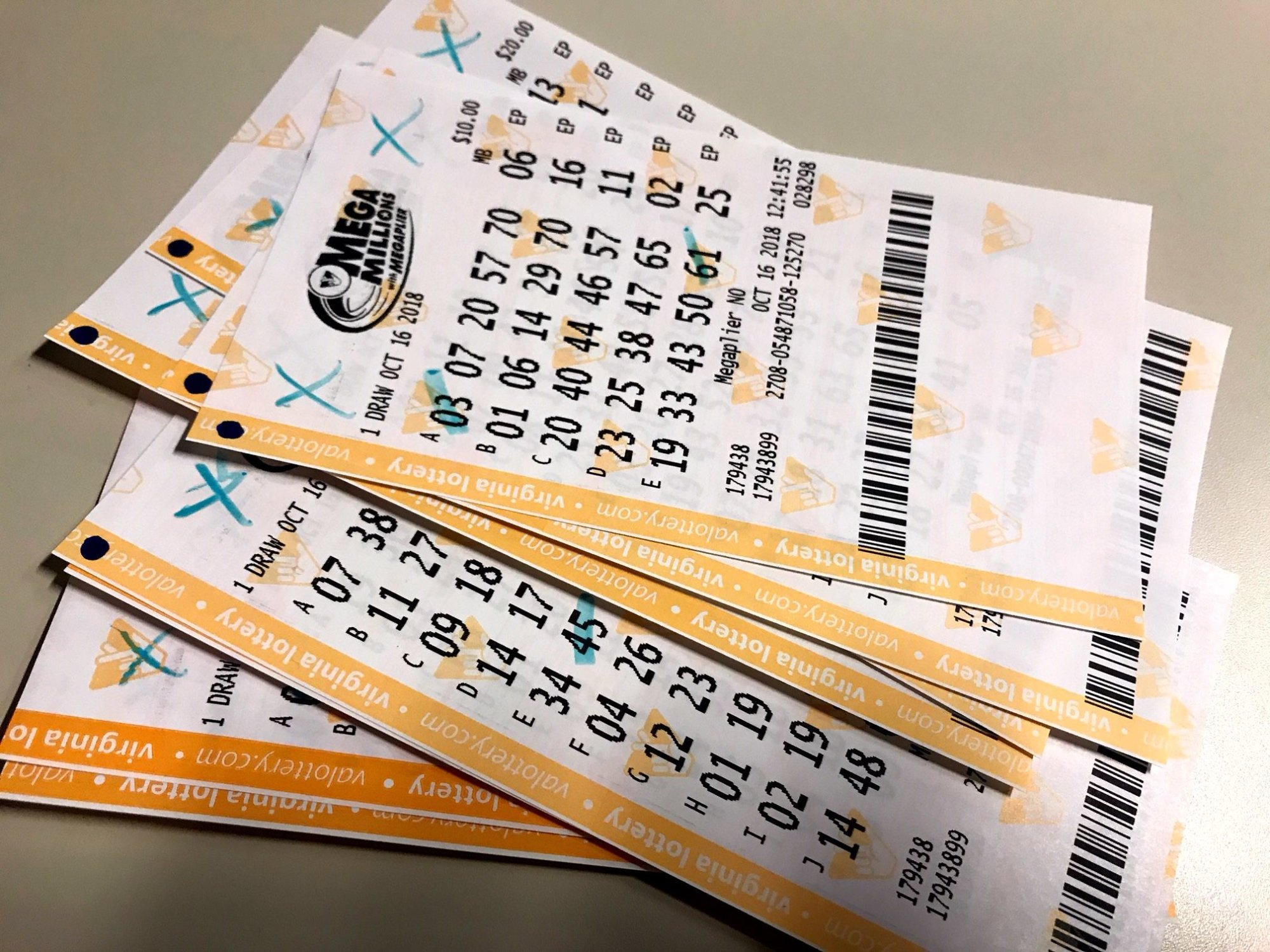 5 things to do if your office pool plays Mega Millions ...