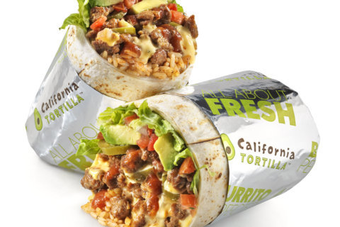 California Tortilla rolls out customer-named Taco Tornado Burrito