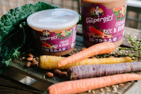 DC's Soupergirl soups will make a pitch on ABC's 'Shark Tank'
