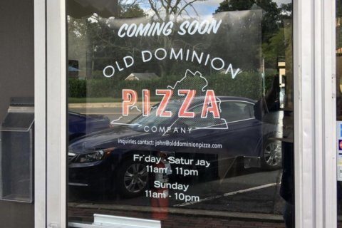 New pizzeria set to replace Upper Crust on Lee Highway