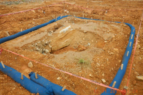 Rockwool factory site meets standards, but new sinkholes discovered