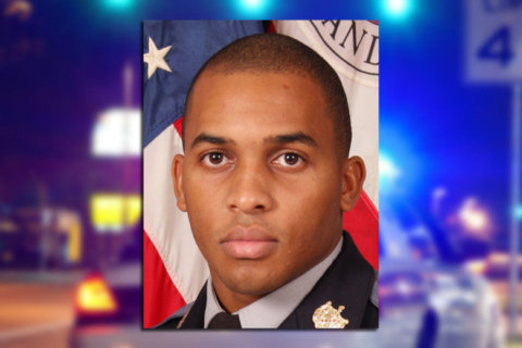 Md. officer charged with raping woman after traffic stop makes 1st court appearance