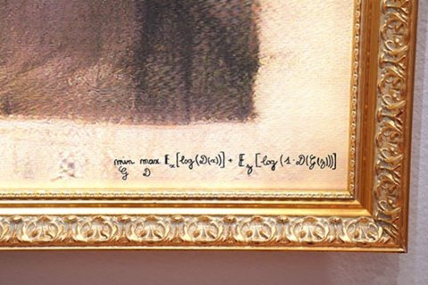 Christie's auctions 1st piece of art created by artificial intelligence