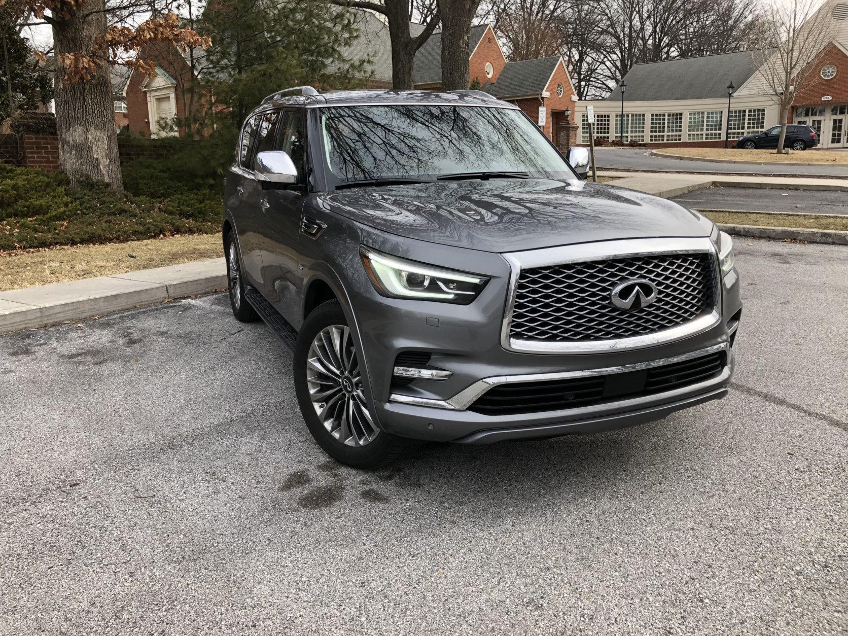 <h3>Infiniti QX80</h3> <p>Space and luxury prove to be a tempting offering. This classy sedan is the victim of car thieves 4.2 times higher than average.</p>