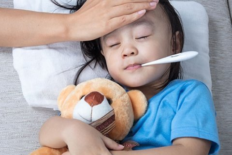 Croup: The cold-like illness that affects children the most
